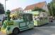2014 Mit dem Geiseltal-Express rund um den größten künstlichen See Deutschlands