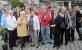 2012 Begegnung auf dem Kulmbacher Mark mit Literaturfreunden