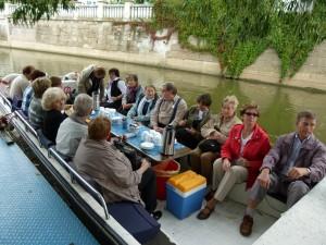2011 wir erleben Leipzig vom Wasser aus