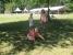 Viel Spaß bei alten Kinderspielen