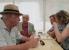 Waldeck 3. Goethetag -  Gäste aus Pößneck  und Erfurt im Gespräch mit Bernd Kemter
