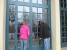 Bayreuth - Am Festspielhaus. Leider dürfen wir nicht rein