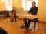 Bayreuth - ansprechende Programm mit Cornelius Herrmann und Benjamin Stiehlau