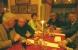 Marienbad -  abends in  der   Goldenen Kugel
