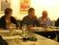 Wiedergewählt als Vorstand: Elke Sieg, Michael Roth und Bernd Kemter