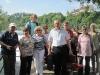 Schweizreise, am Rheinfall