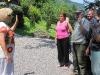 Schweizreise, Am Rütli-Schwurplatz