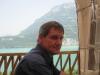 Schweizreise, Micha am Vierwaldstätter See, Rütli