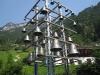 Schweizreise, Vierwaldstätter See, Glockenspiel an der Rellsplatte