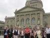 Schweizreise, Bern Am Bundeshaus, Parlamentssitz