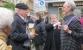 Zu Gast bei Kulmbacher Literaturfreunden Mai-2012-Begrüßung auf-dem-Kulmbacher-Mart