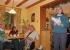 Lesung im Waldstein-Restaurant