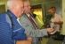 Friedrich Schorlemmer im Gespräch mit den Organisatoren