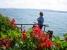 Fahrt zur  Petersinsel