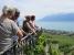 Weinprobe mit Ausblick (Schweiz)